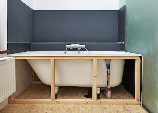 Bathtub and Shower Repair