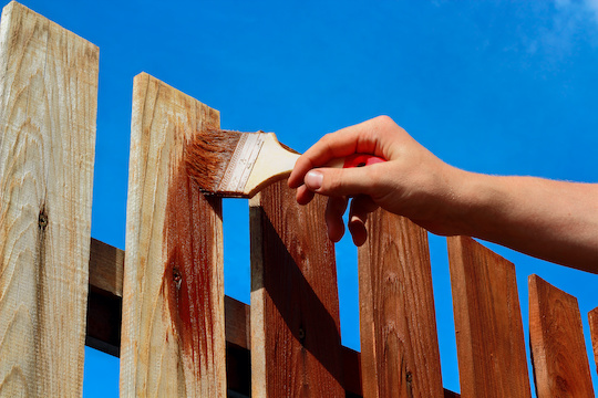 Fence Painting Handyman Services