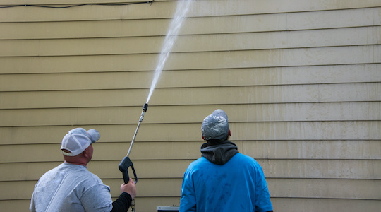 Handyman Power Washing