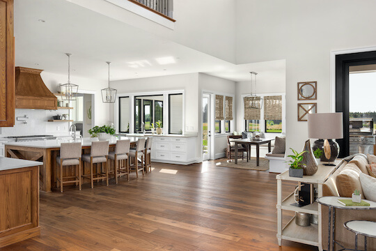 Hardwood Floor Installation San Diego