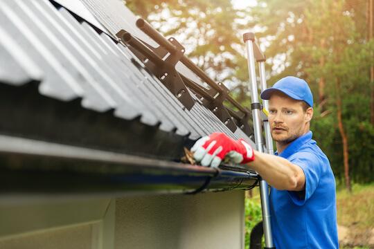Rancho Santa Fe Gutter Cleaning Handyman