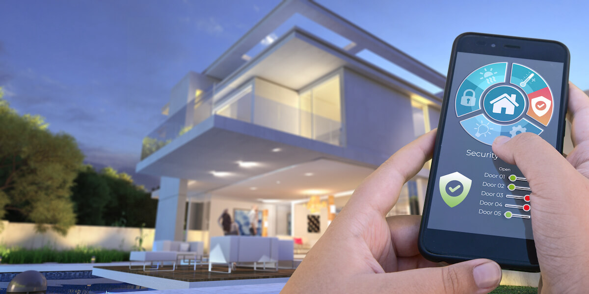 Smart Home Security Installation Services