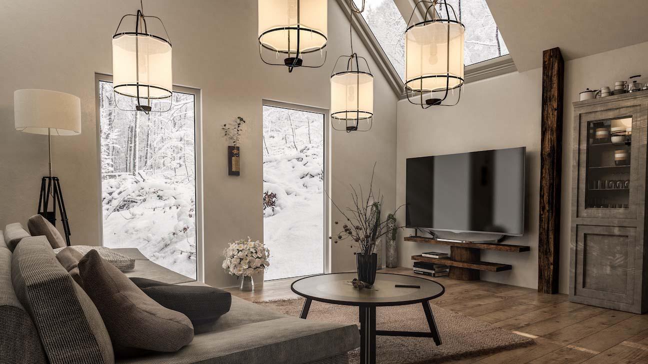 Ceiling Light Installation Service